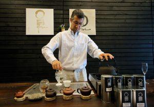 O5 Tea Store Vancouver Canada