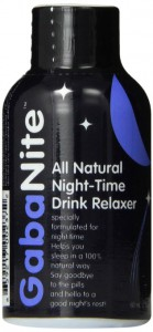 GabaNite All Natural Relaxer Drink - all natural drink to calm and relax