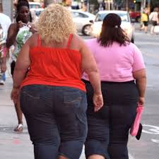 Over weight girls in the US